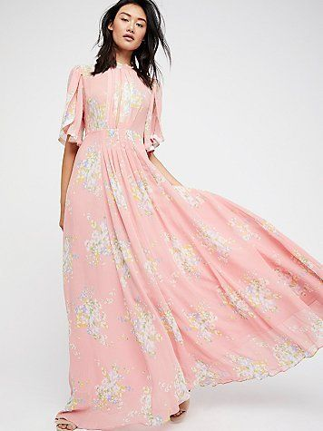 60002b091b Wildflowers Maxi Dress by TiMo at Free People