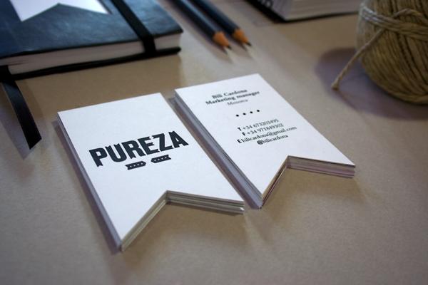 Pureza By Bili Cardona Via Behance