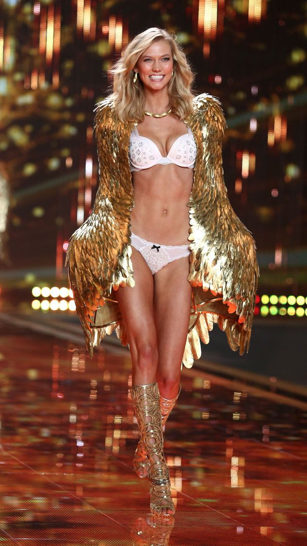 Karlie Kloss leaving Victoria's Secret: Model hangs up her wings via @stylelist