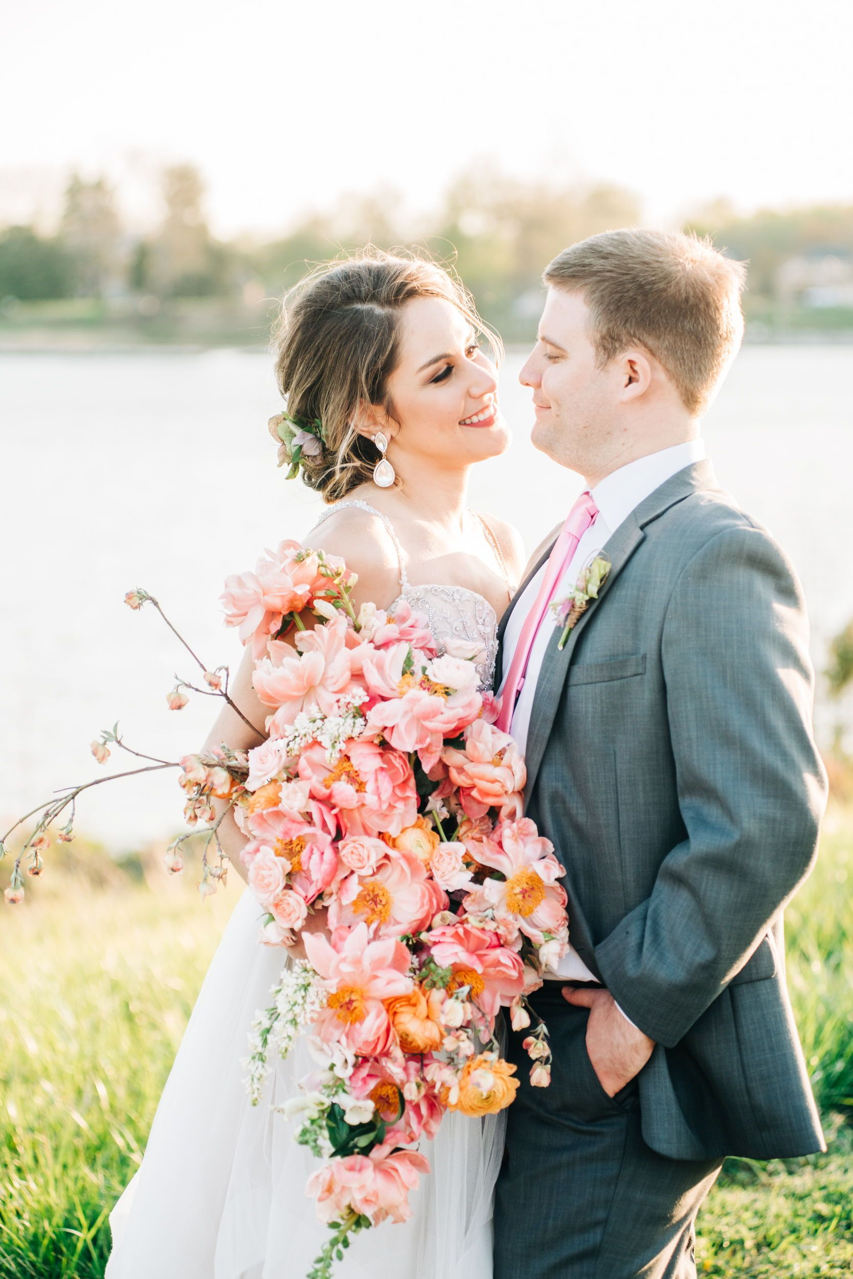 Pin On Wedding Couple Portraits