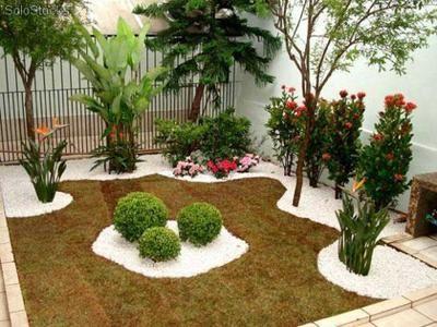 Diseño y decoración de jardines pequeños | cactus | Pinterest ...