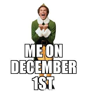 Pin By Jenny On Holiday Humor December 1st Quotes December Quotes Holiday Humor