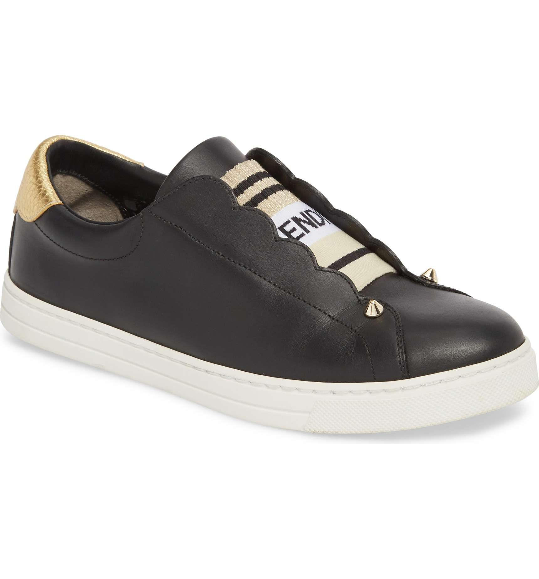 Fendi Rockono Slip-On Sneaker (Women