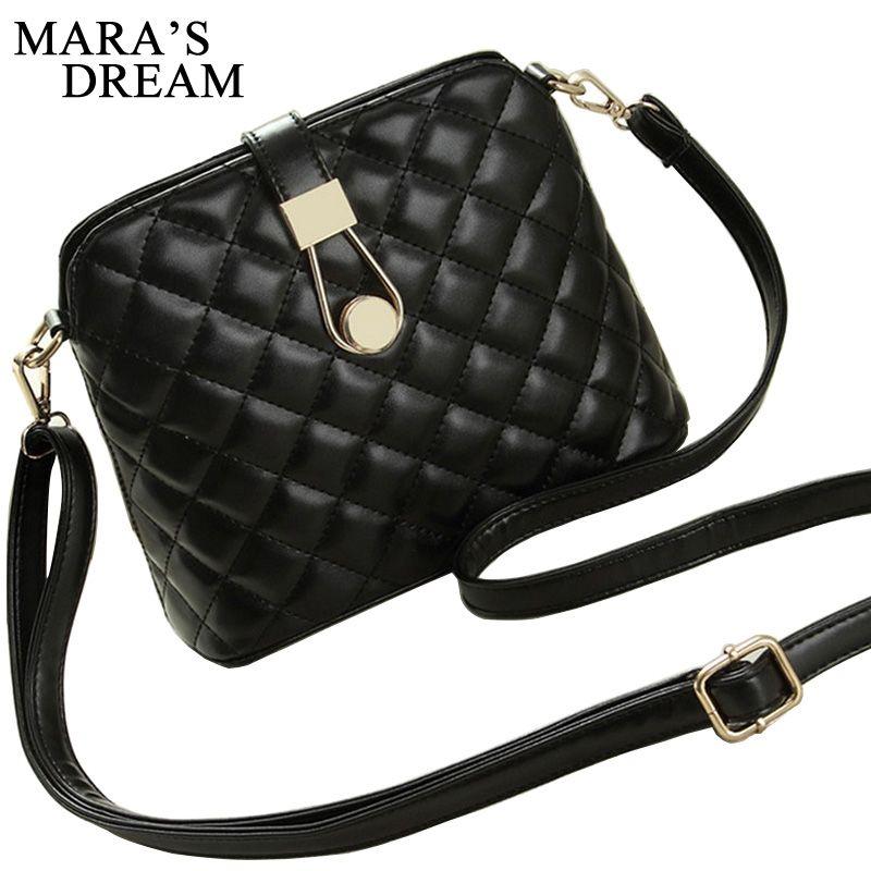 Mara's Dream 2017 Small Autumn Shell Bag Fashion Embroidery Shoulder Bag New Women Messenger Bag Hot Sale Messenger Bag
