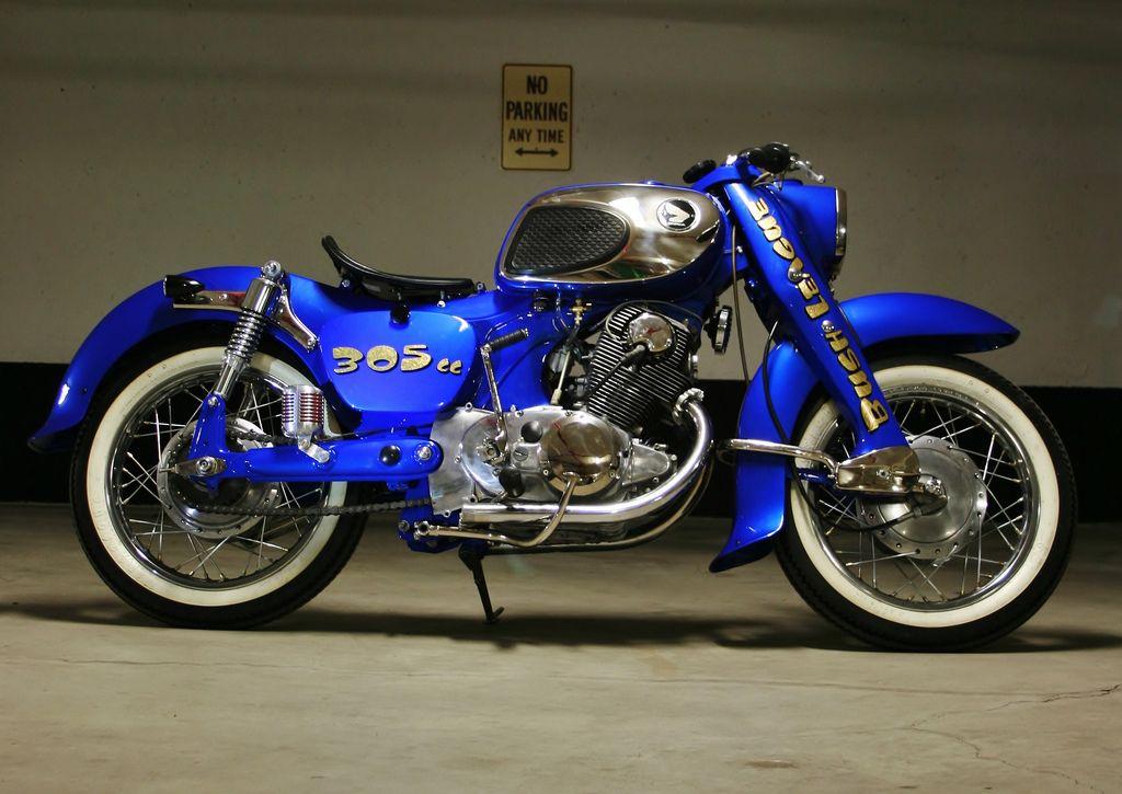 1966 Honda 305 Dream - Pipeburn - Purveyors of Classic Motorcycles 96702b286