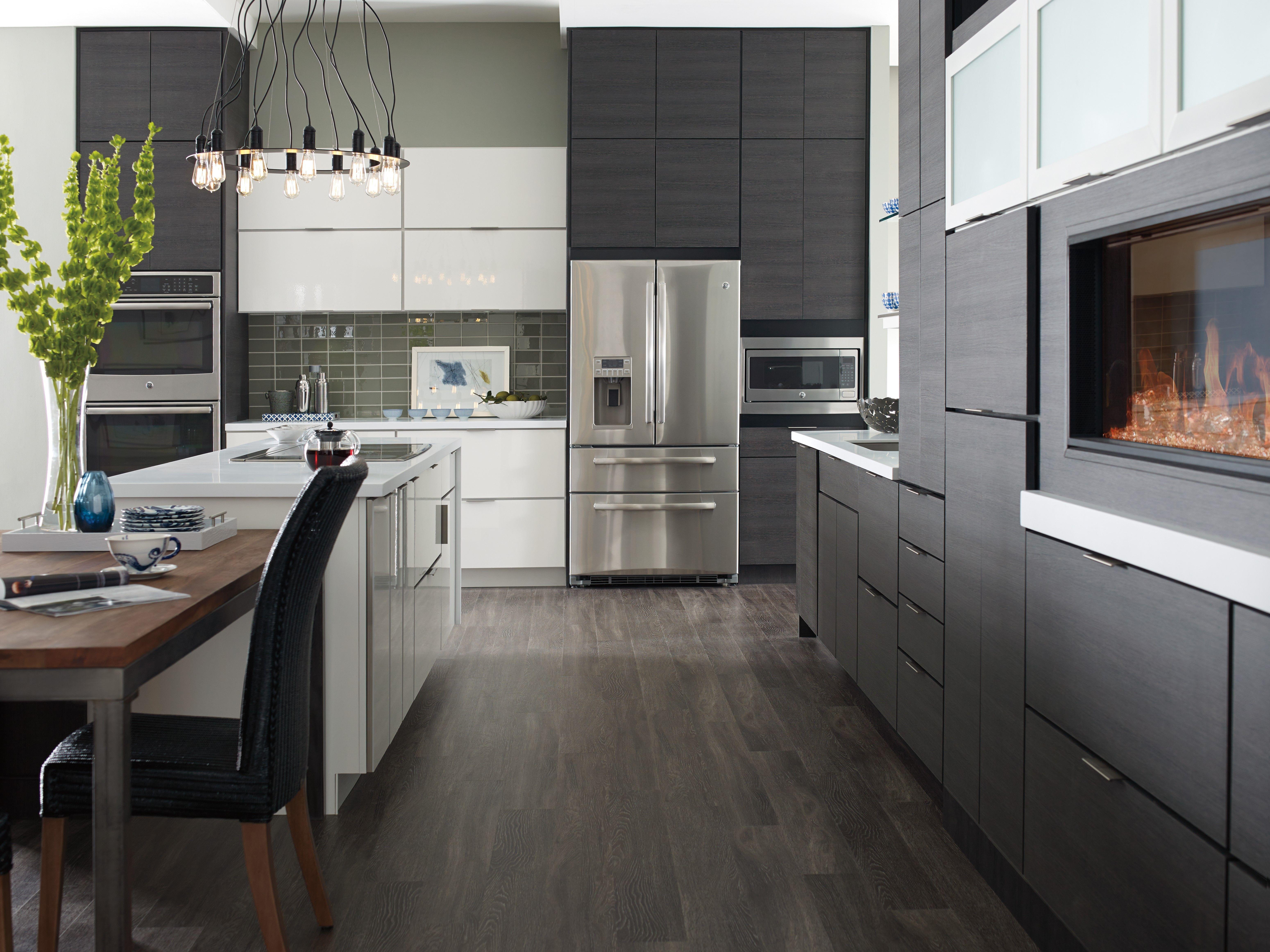 Functional Beauty Kitchen Cabinet Door Styles Contemporary Kitchen Contemporary Kitchen Cabinets