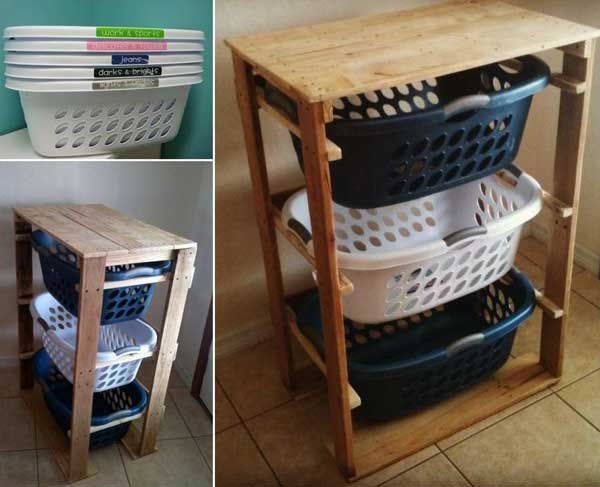 Find Out Where To Use Baskets For Loose Items In Your Storage
