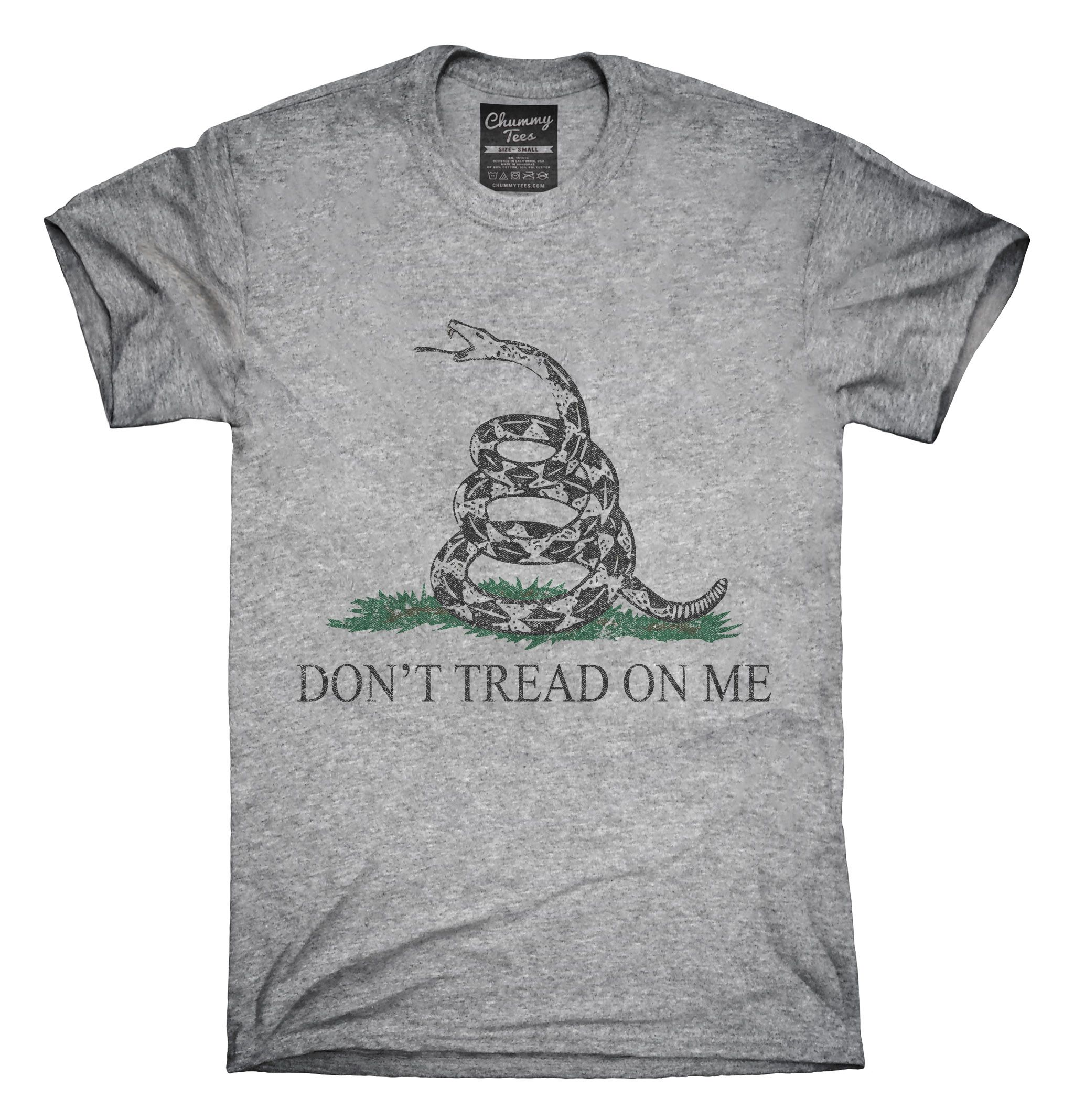 Dont Tread On Me Gadsden Flag Tank Top