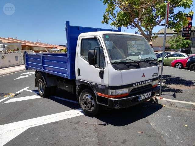 Mil Anuncios Com Mitsubishi Canter Volquete Compra Venta De