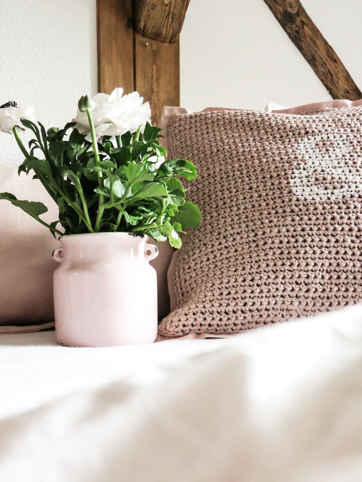 DIY | Hotelverschluss nähen, Kissenbezüge und Kissen