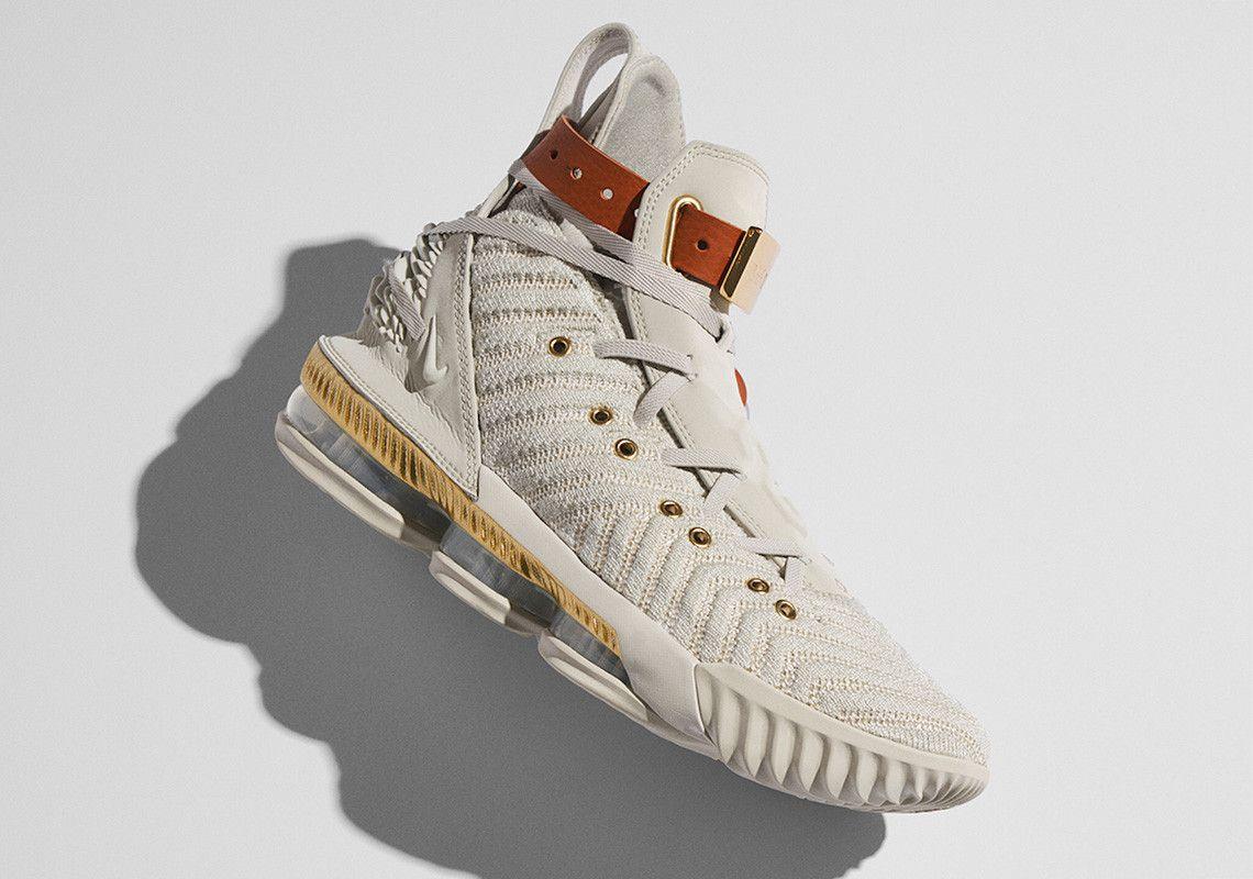 Nike LeBron 16 HFR Harlem's Fashion Row
