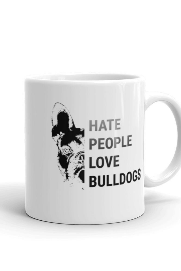 Die Ideale Tasse Von Glucksbully Der Bulldoggen Fanshop Fur