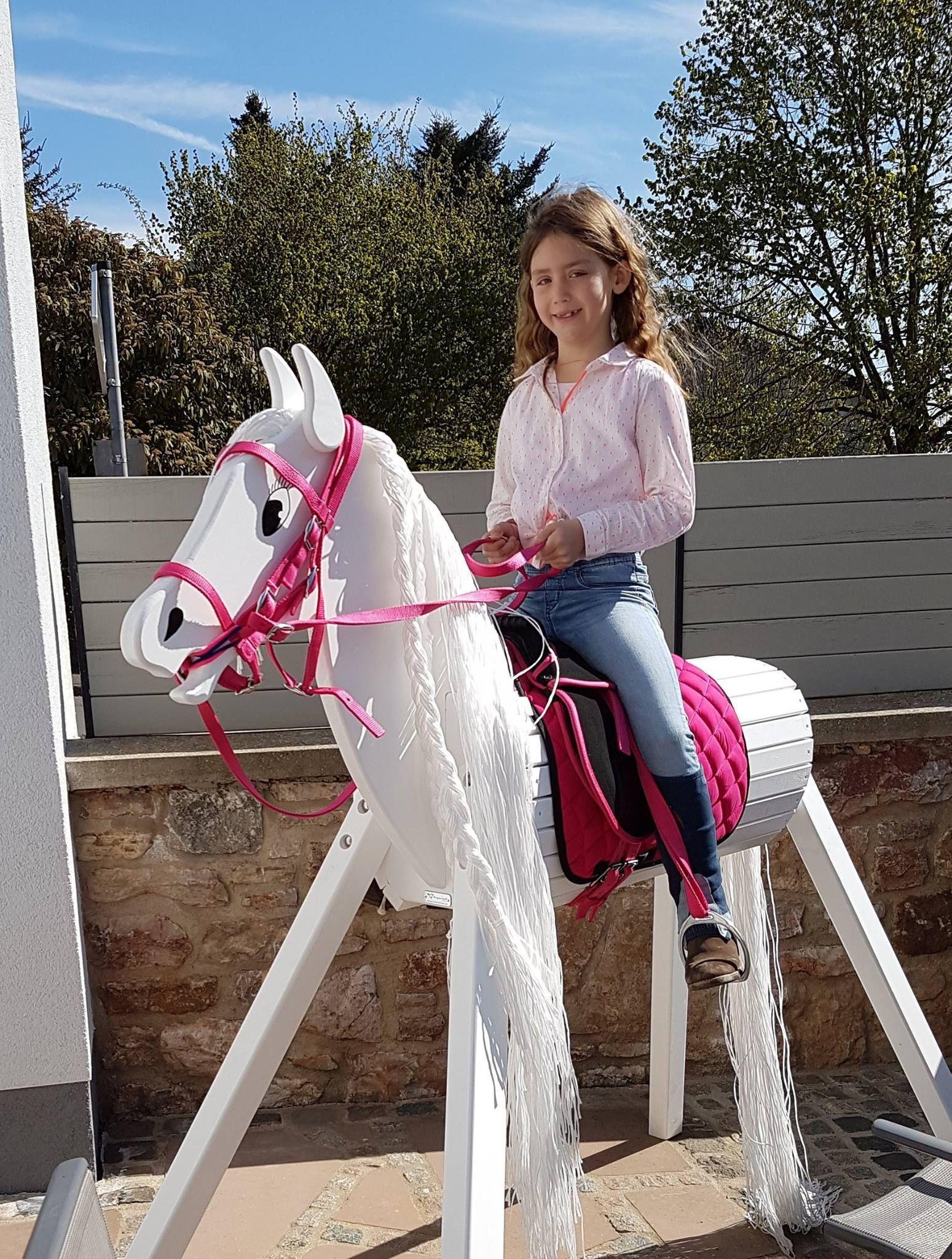 holzpferd weiss | hacienda | pinterest | horses, hobby horse et