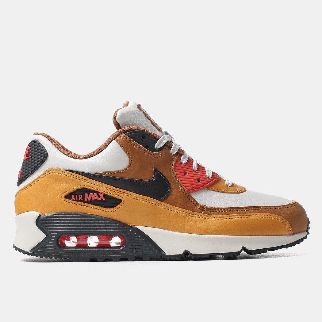 sports shoes 65aae 4d368 Nike Air Max 90 Escape QS Shoes - Light Bone
