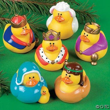 Weird Nativity Scenes