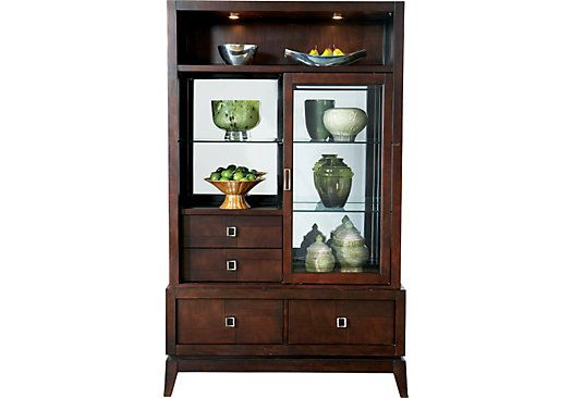 Shop For A Spiga 2 Pc China Cabinet At Rooms To Go Find China