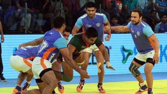 India Hammer Bangladesh 57 20 In Kabaddi World Cup Kabaddi World Cup Cricket Sport Sports