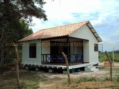 Venta de casas prefabricadas en concreto reforsado casas - Decoracion de casas prefabricadas pequenas ...