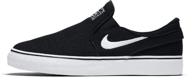 3047c88b1fbd Nike SB Stefan Janoski Canvas Slip-On Little Kids  Skateboarding Shoe