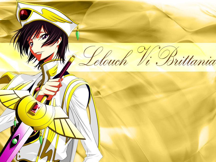 Download wallpapers Lelouch vi Britannia art manga Code Geass for