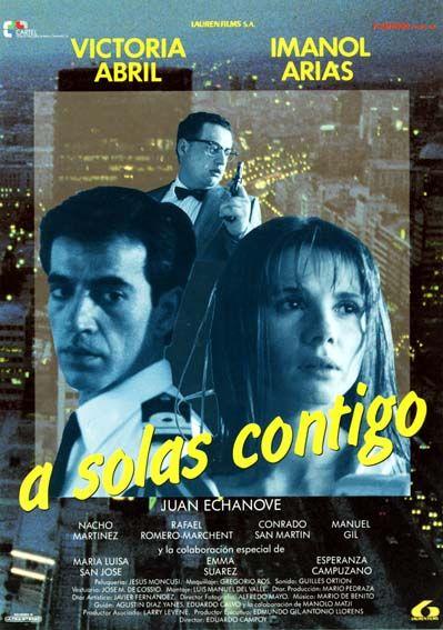 A Solas Contigo 1990 Tt0098970 Esp Cine San Martin Peliculas