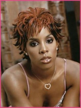 Kelly Rowland S Hair Masterpieces And Messes Over The Years Kelly Rowland Hair Beautiful Black Hair Best Hair Curler