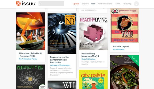 Issuu Crea Tu Propia Revista Flash Aulaplaneta Crea Tu Propio Competencias Digitales Revistas