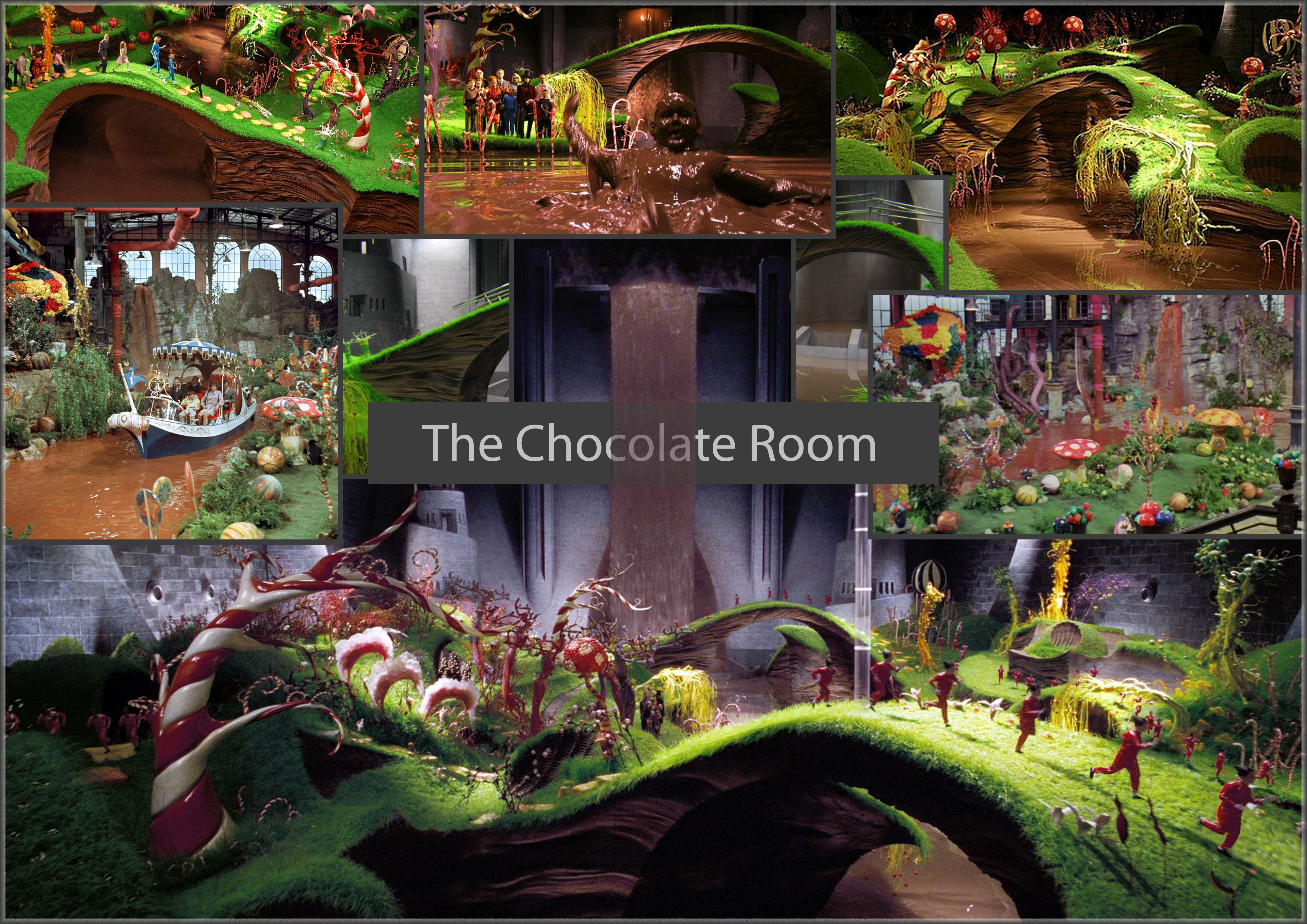 charlie and the chocolate factory - Google zoeken | Theater ...