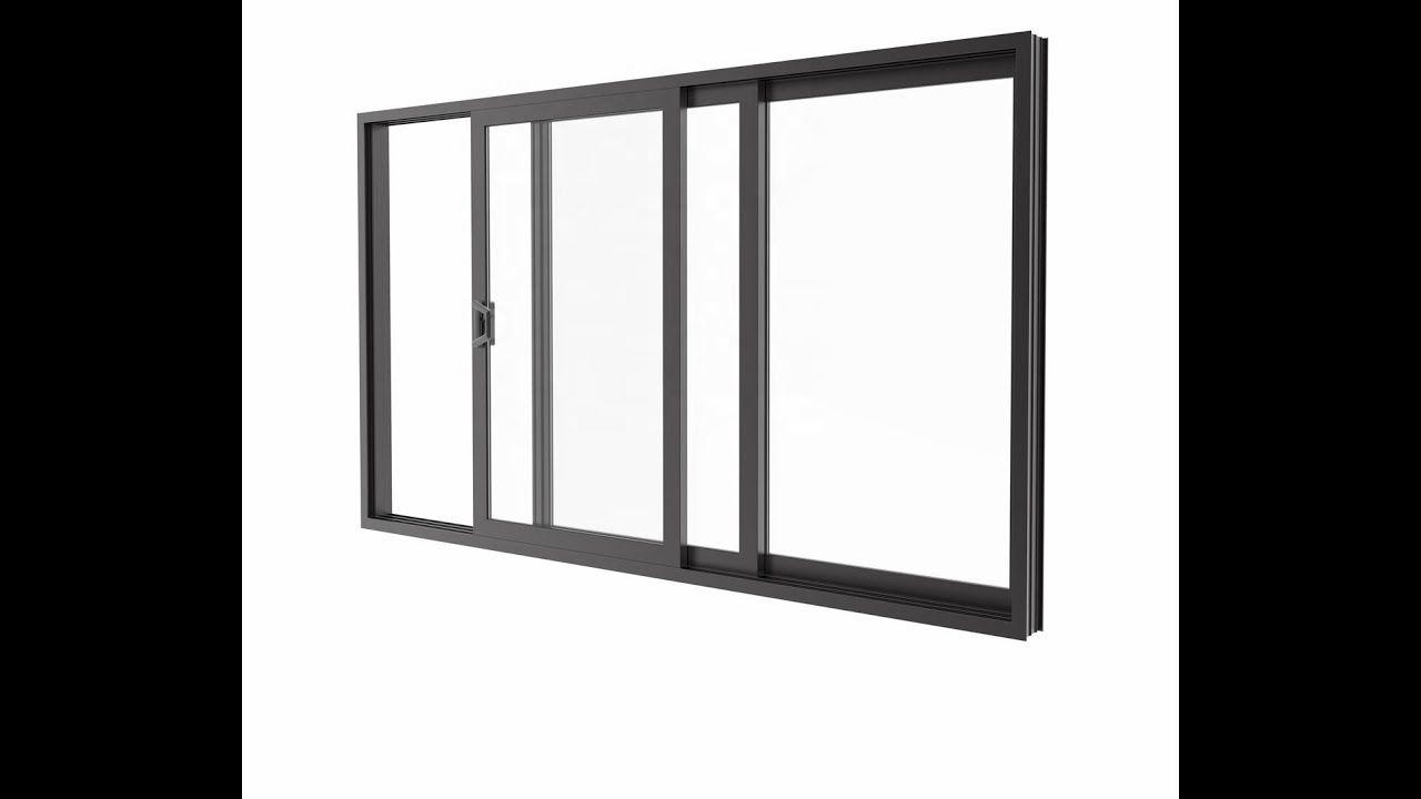 Custom Aluminum Sliding Door In 2020 Aluminium Sliding Doors Windows And Doors Sliding Doors