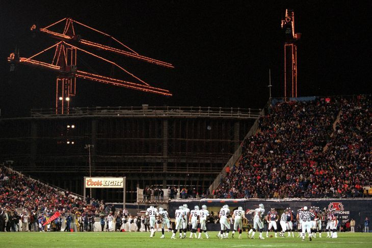 ed8cabff2 Miss this place. Old Mile High Stadium