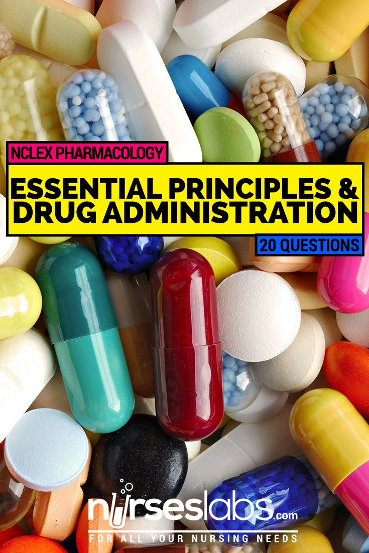 Pharmacology Essential Principles and Drug Administration