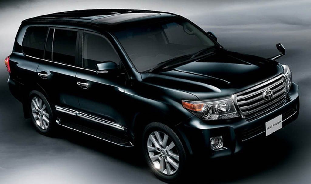 2016 Toyota Land Cruiser Redesign