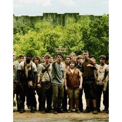 Who is your Maze Runner Man?