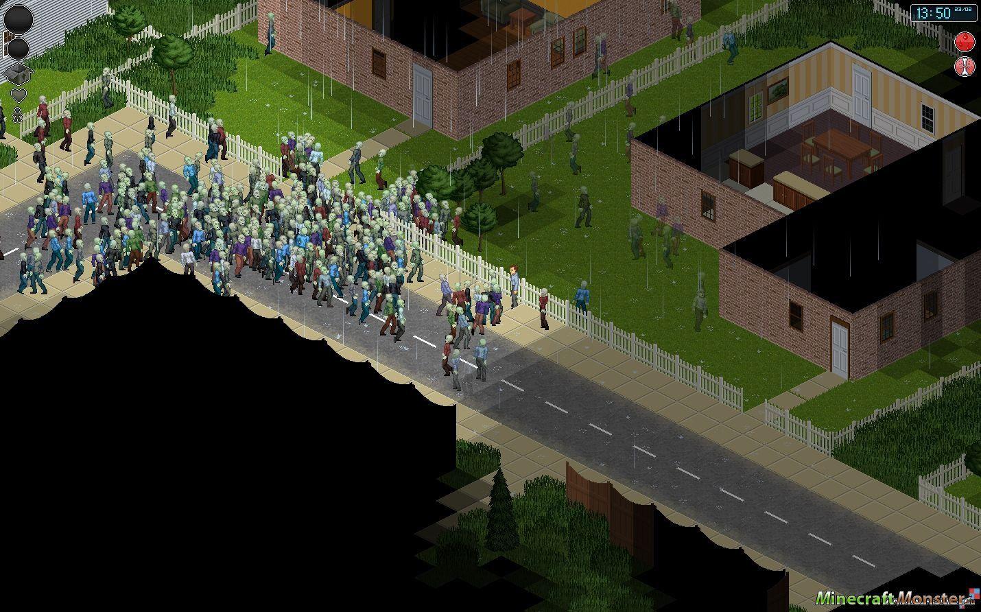 Скачать игру project zomboid на | ortacheadd | Pixel art