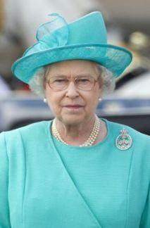 Queen Elizabeth's Birthday Hats