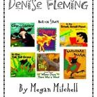 My class loves Denise Fleming stories.  The words are minimal but the pictures and story behind the words are wonderful.  We do this unit at the be...