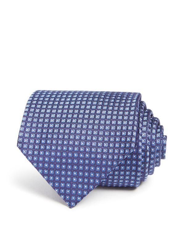 9e849d72a246 Giorgio Armani Dotted Square Classic Tie | Products | Tie, Emporio ...
