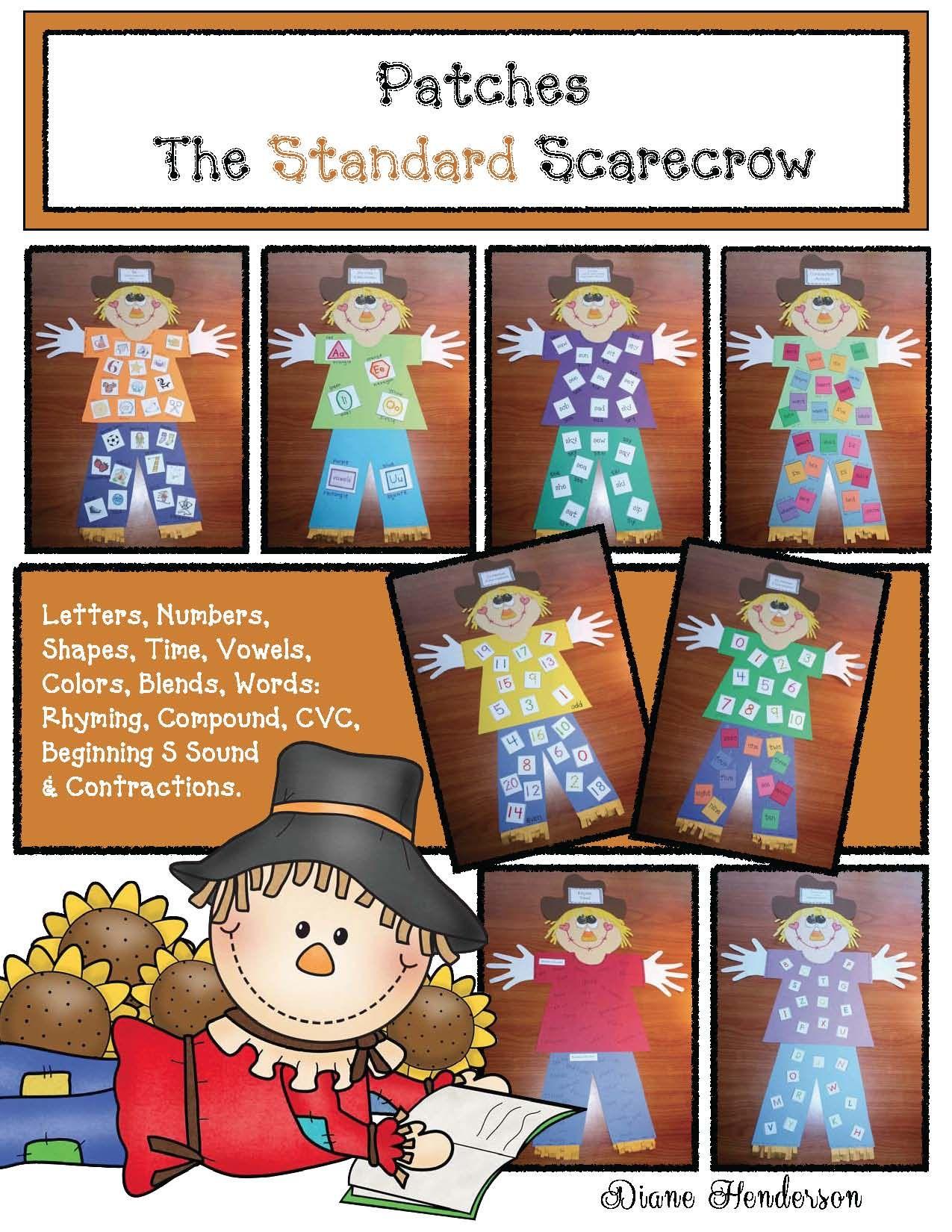 Common Core Scarecrows