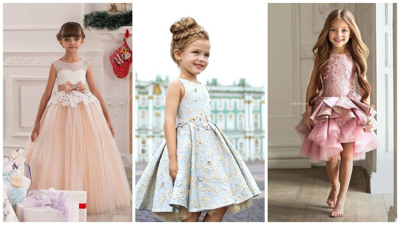 de7b4d45b125ec Святкові сукні для дівчаток: підбірка фотоідей | Святкові сукні для ...