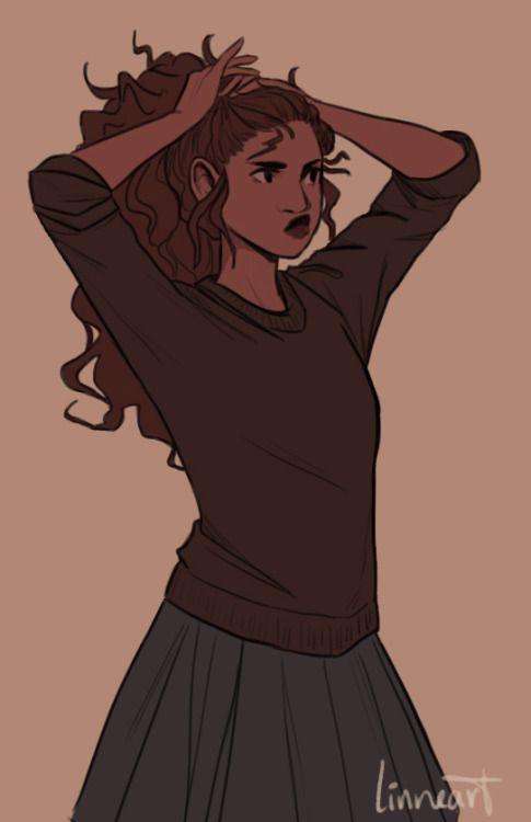 Her Struggle Is Real Harry Potter Fan Art Cartoon Art Character Art