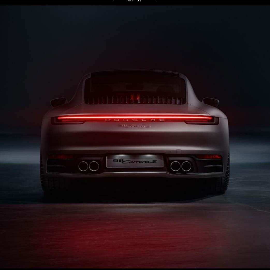 "Luxgoods On Instagram: ""The New Porsche 992 Carrera S"