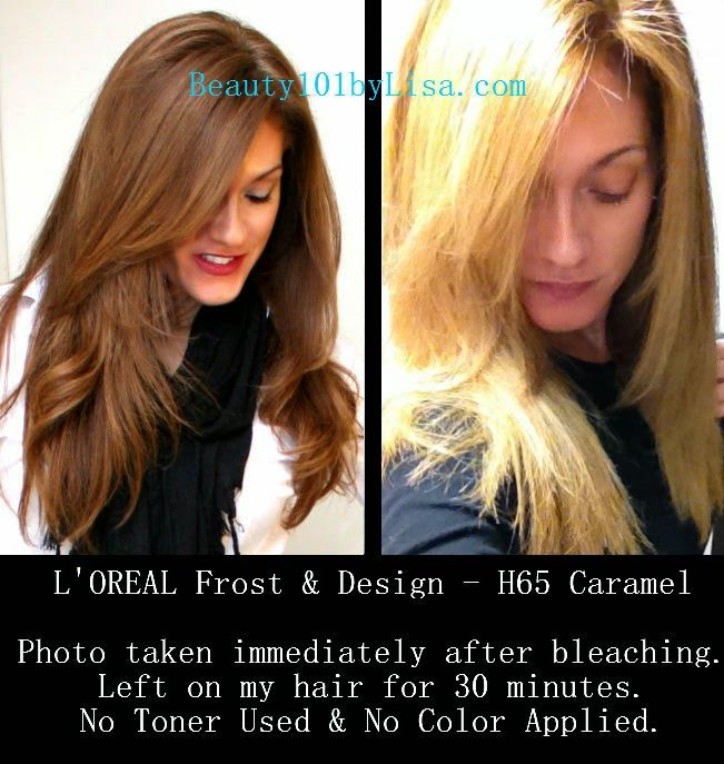 DIY At Home  NATURAL HAIR LIGHTENING  COLOR REMOVAL  Brown Hair  How to lighten hair, Bleach