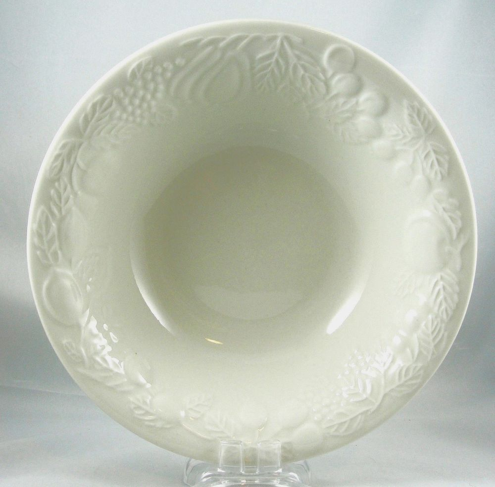 China \u0026 Dinnerware | eBay & Gibson FRUIT Coupe Soup Cereal Bowl 8"|1000|984|?|en|2|a0da6812c18d3dae7175e1d5aae7ef33|False|UNLIKELY|0.3272135555744171