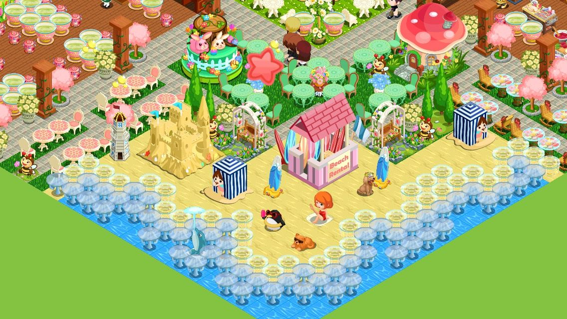 Bakery Story App Game 2016 Bakery Design Game Design Game App