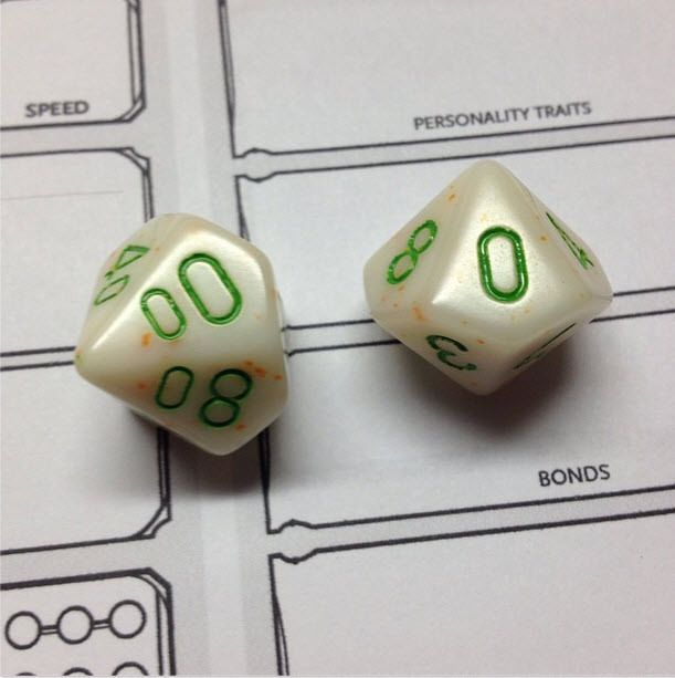 dungeon master, 100%, percentile dice, d10's, gaming, gamers