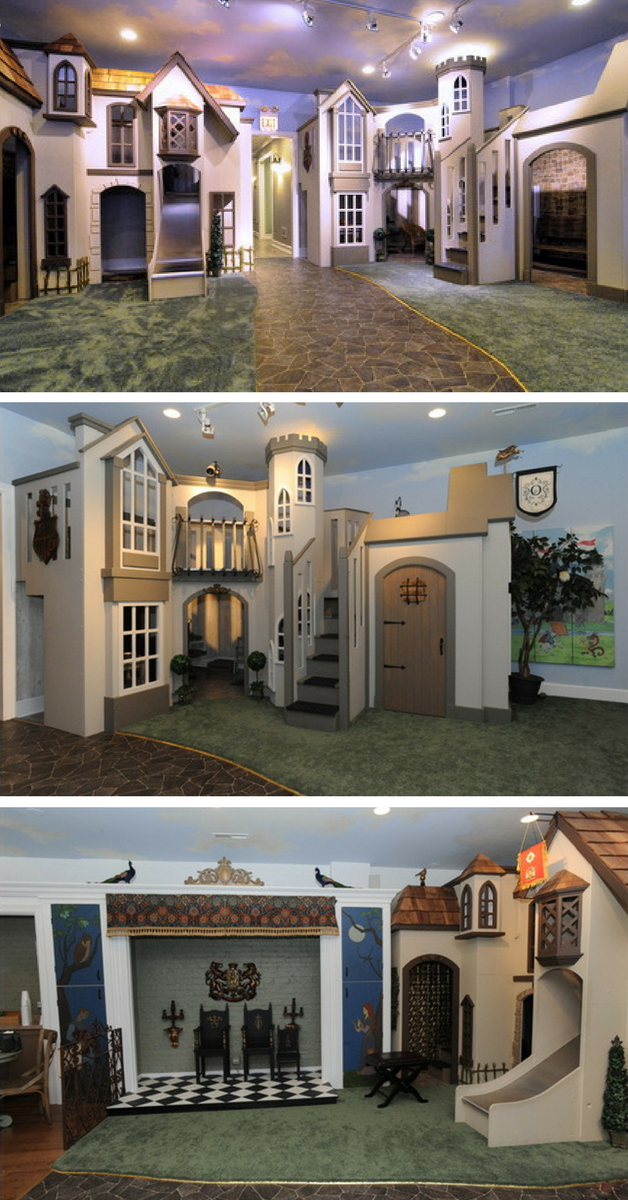 Kelsey Castle Playhouse Tanglewood Design Play Houses Build A Playhouse Cool Kids Rooms