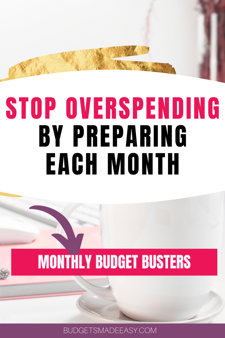 FREE Monthly Budget List | Budgeting, Get cash fast, Debt ...