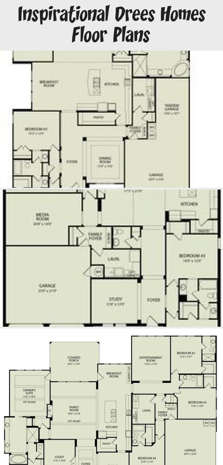 I Actually Really Like This Plan Just Extend The Bedrooms Out To Fit 2 More Bigger Mudroom Pantry Different Owne House Floor Plans Plans Modern Floor Plans