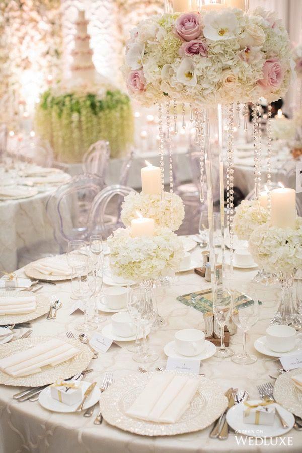 Pin By Vintage Ivy Events On Glitz Glam Wedding Pinterest Rose
