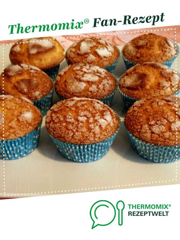 Magdalenas, spanische Muffins #süßesbacken